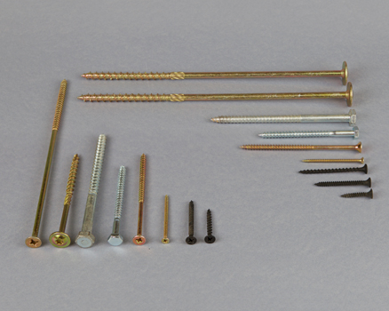 Facsavarok Șuruburi Construction fasteners