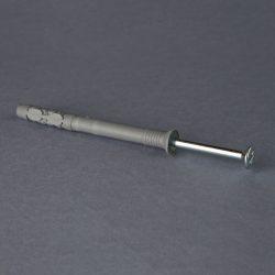 Beütődűbel Screw nail anchor with countersunk head Dibluri cu surub cui actionat prin lovire